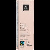 Bild: Fair Squared Intimpflege Cream Apricot Deodorant