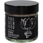 Bild: Pure Skin Food Bio Superfood Peeling-Maske Baobab Raspberry