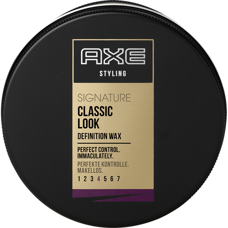 AXE Signature Classic Look Definition Wax