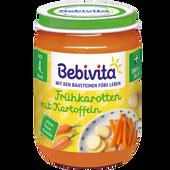 Bild: Bebivita Frühkarotten mit Kartoffeln