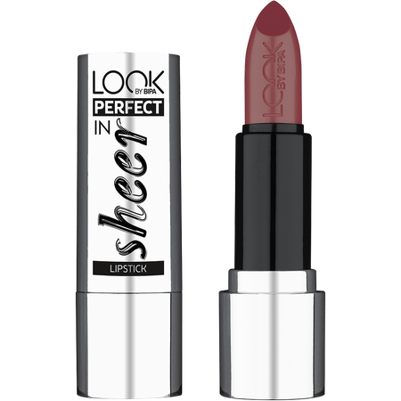 LOOK BY BIPA Perfect in Sheer Lippenstift