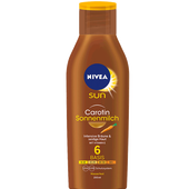 Bild: NIVEA Sun Carotin Sonnenmilch LSF 6