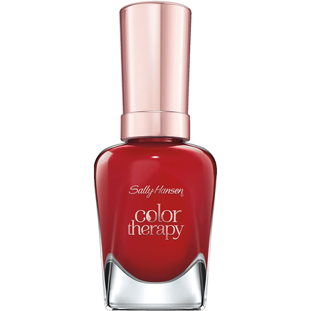 Bild: Sally Hansen Color Therapy Nagellack red-y to glow Sally Hansen Color Therapy Nagellack