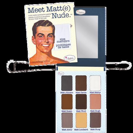 theBalm Meet Matte Nude Eyeshadow