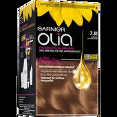 Bild: GARNIER Olia Coloration kühles goldblond
