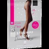 Bild: BI STYLED Diamond Legs Strumpfhose schimmernd 20 DEN