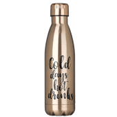 Bild: LOOK BY BIPA Thermoflasche Rosegold