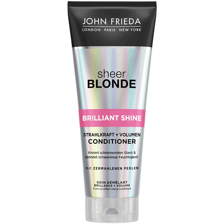 JOHN FRIEDA Sheer Blonde Brillant Shine Strahlkraft und Volumen Conditioner