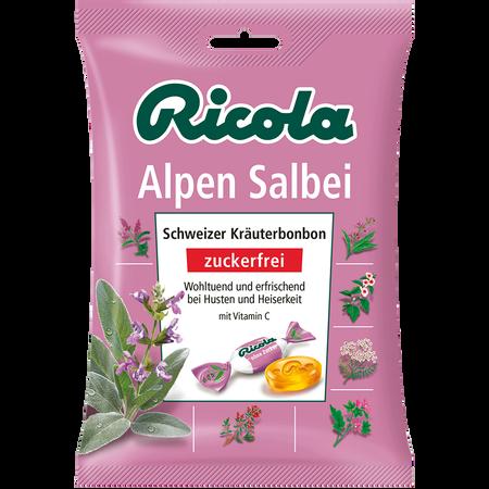 Ricola Salbei Schweizer Kräuter-Halsbonbon