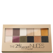 Bild: MAYBELLINE The 24 Karat Nudes Eyeshadow Palette