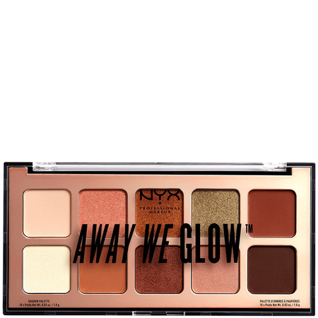 NYX Professional Make-up Away we glow Palette