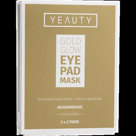 YEAUTY GOLD GLOW Augenmaske
