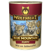 Bild: Wolfsblut Blue Mountain Puppy/Wildfleisch