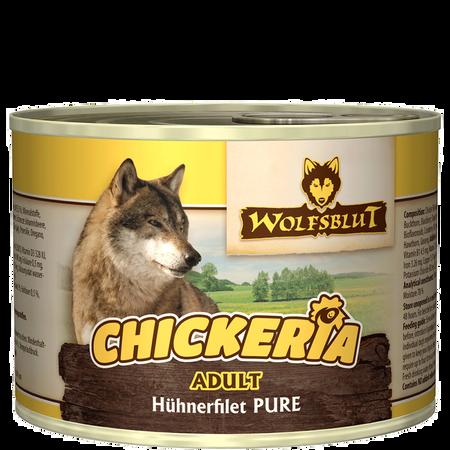 Wolfsblut Chickeria Adult Pure/Hühnerfilet
