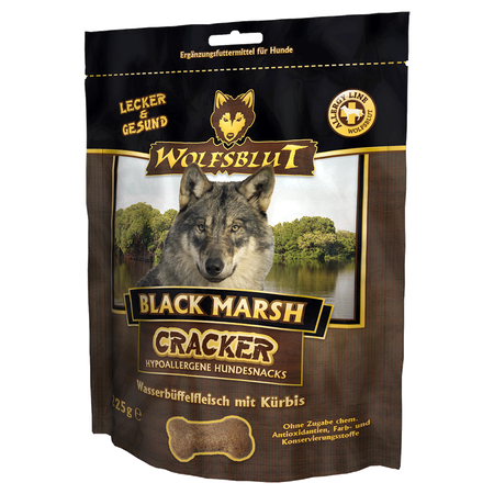 Wolfsblut Cracker Black Marsh/Wasserbüffel