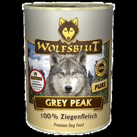 Wolfsblut Grey Peak Pure Ziegenfleisch