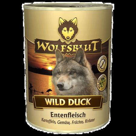 Wolfsblut Wild Duck Ente