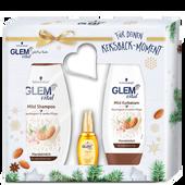 Bild: Schwarzkopf GLEM vital Weihnachtsset Spülung, Shampoo & Öl