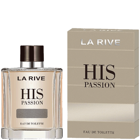 LA RIVE His Passion Eau de Toilette (EdT)