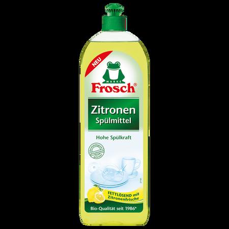 Frosch Zitronen Spülmittel