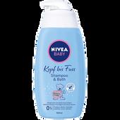 Bild: NIVEA Baby Kopf bis Fuss Shampoo & Bath