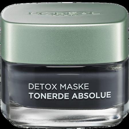 Bild: L'ORÉAL PARIS Skin Expert / Paris Detox Maske Tonerde Absolue  L'ORÉAL PARIS Skin Expert / Paris Detox Maske Tonerde Absolue