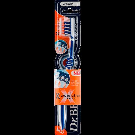 Dr. BEST Zahnbürste X-Zwischenzahn weich
