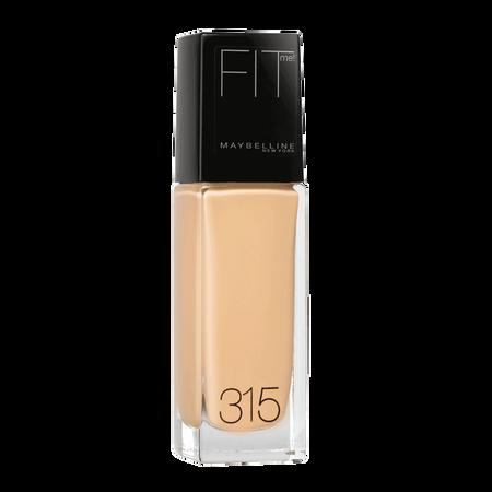 Bild: MAYBELLINE FIT ME Liquid Make-up soft beige MAYBELLINE FIT ME Liquid Make-up