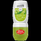 Bild: lavera Deo Roll-on Bio-Eisenkraut & Bio-Limone