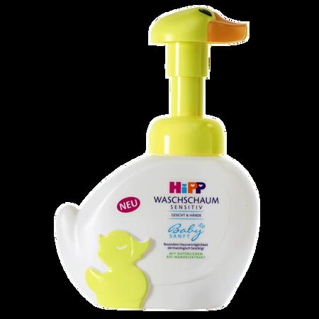 HiPP Babysanft Waschschaum