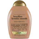 Bild: OGX Brazilian Keratin Shampoo