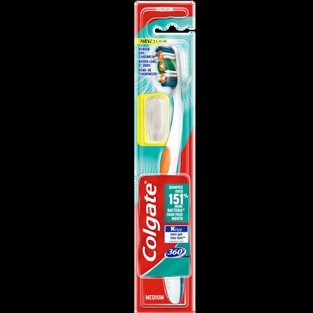 Colgate Zahnbürste 360 medium