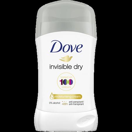 Dove Deo Stick Invisible Dry
