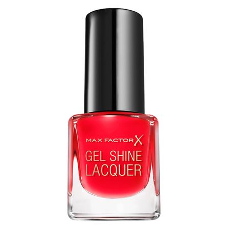 MAX FACTOR Mini Gel Shine Nagellack