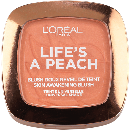L'ORÉAL PARIS Life's A Peach Blush