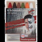 Bild: Jofrika Schminkstifte Halloween mit Spitzer