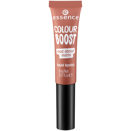 essence colour boost mad about matte liquid Lippenstift