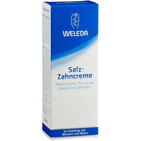 WELEDA Sole-Zahncreme