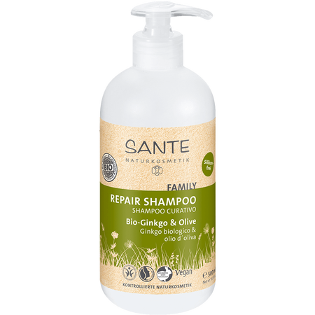 SANTE Repair Shampoo Bio-Ginkgo & Olive