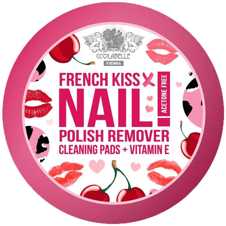COCOLABELLE French Kiss Nagellackentferner Pads