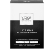 Bild: MEDICAL BEAUTY for Cosmetics Lift & Repair Kollagen Kapseln