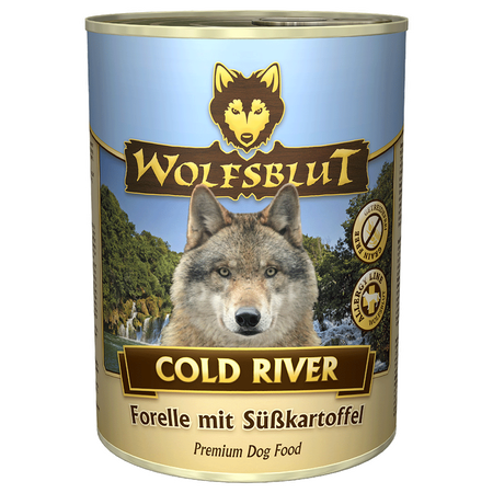 Wolfsblut Cold River Forelle