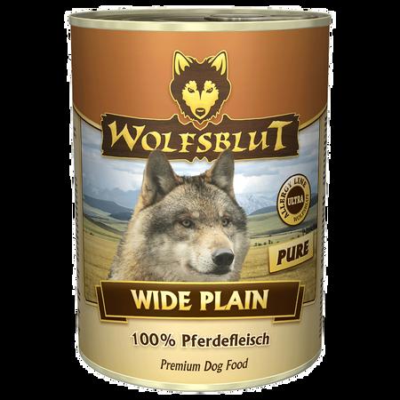 Wolfsblut Wide Plain Pure Pferdefleisch