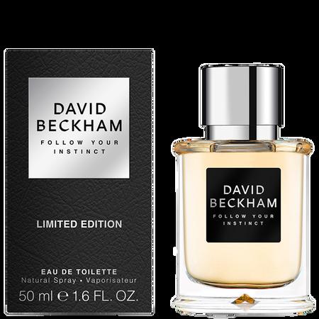 David Beckham Follow your Instinct Eau de Toilette (EdT)