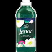 Bild: Lenor Smaragd & Elfenbeinblüte