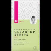 Bild: BI CARE  Clear Solution Clear-Up-Strips