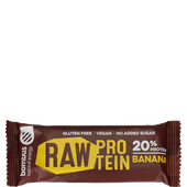 Bild: Bombus Raw Protein Bar Banana