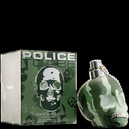 Police To Be Camouflage Eau de Toilette (EdT)