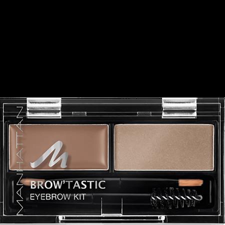 MANHATTAN Brow'Tastic Eyebrow Kit