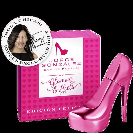 Jorge González Glamour & Heels Edicion Felicidad Eau de Parfum (EdP)